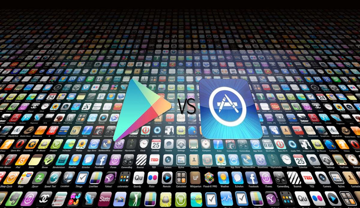 Será mejor dejar de hacer aplicaciones? Qué dicen las cifras del App Store y Google Play? - TECHcetera
