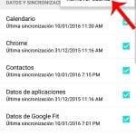 Error de servidor Google Play: Remueva la cuenta