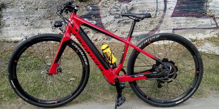 TURBO el nombre perfecto para esta bicicleta.