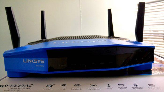 Las ventajas de tener un buen router como el WRT 1900 AC!