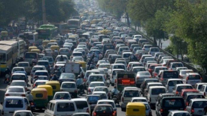 El trancón y las congestiones de tráfico son culpa suya