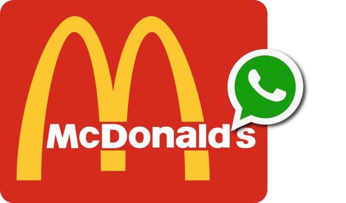 Cuidado con las supuestas promociones de McDonald's en WhatsApp y Facebook!