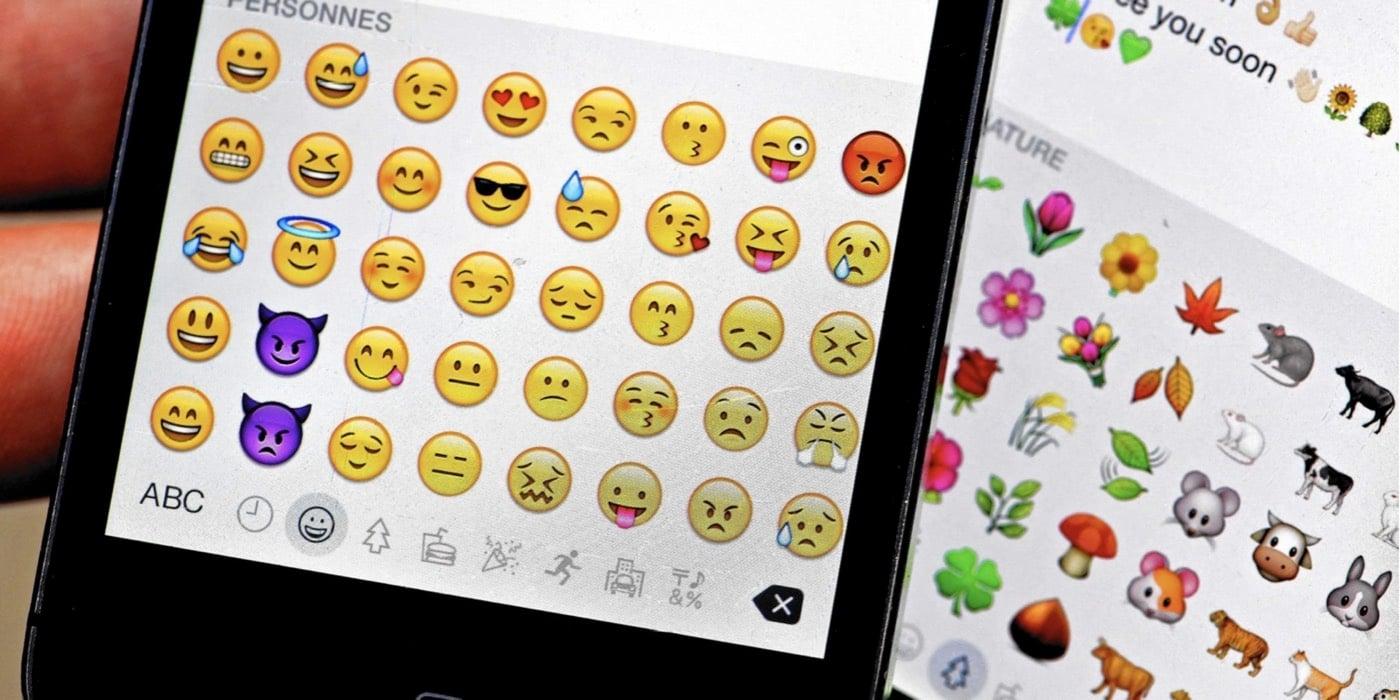Ojo! Si usa estos Emojis puede terminar en la cárcel