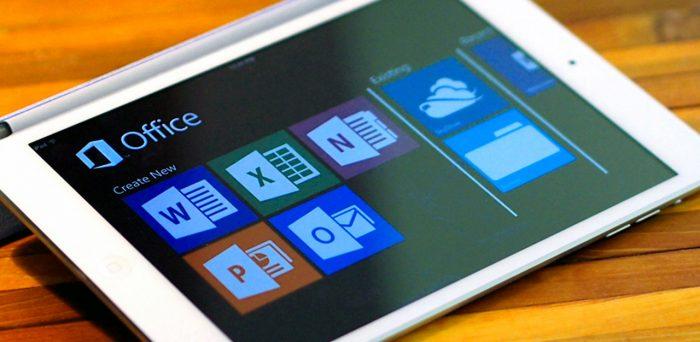 iPad Pro + Microsoft Office es mas barato que Surface + Microsoft Office