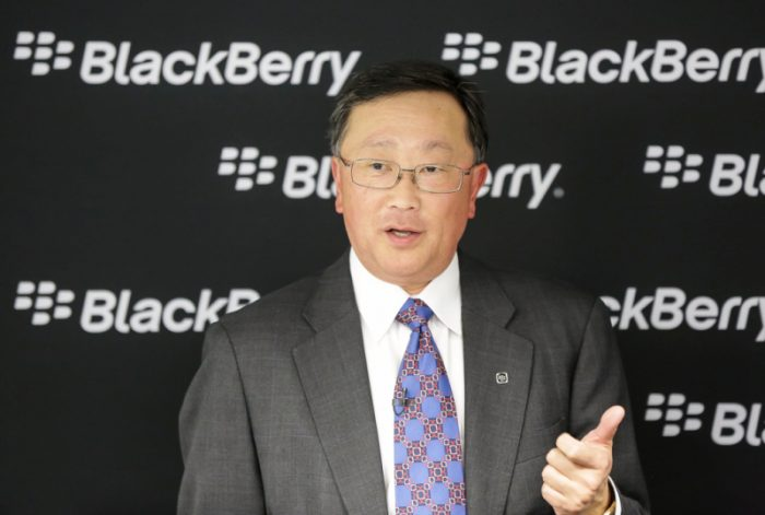 Los Blackberrylleros no le cumplen a la compañía