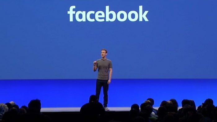 Facebook hasta en la Sopa