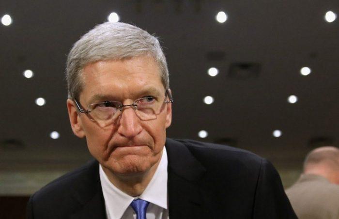 Se le acabó la dicha a Apple?