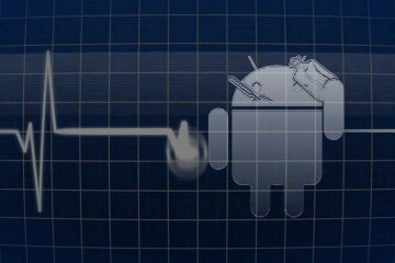 Android_flat_line