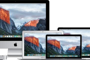Mac Collection - El Capitan