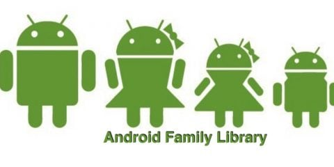 Android-Family-Library