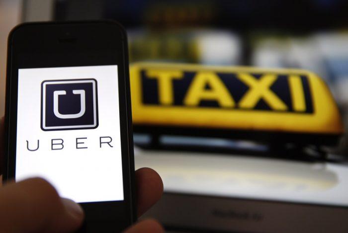 Pida el Uber por la mañana, para que lo recoja en la tarde