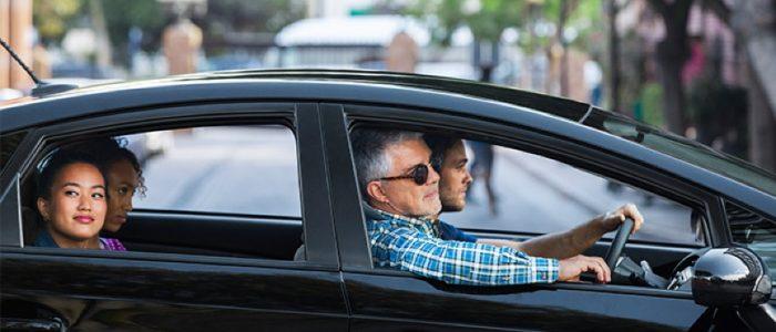 Con UberPool se vuelve realidad la opción de compartir el carro