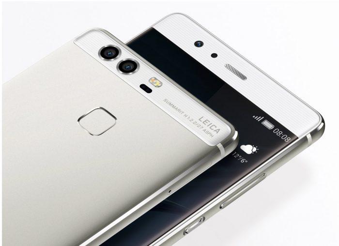 Primera vista a la familia #P9 de Huawei!