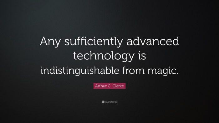 La tecnología no es LA solución