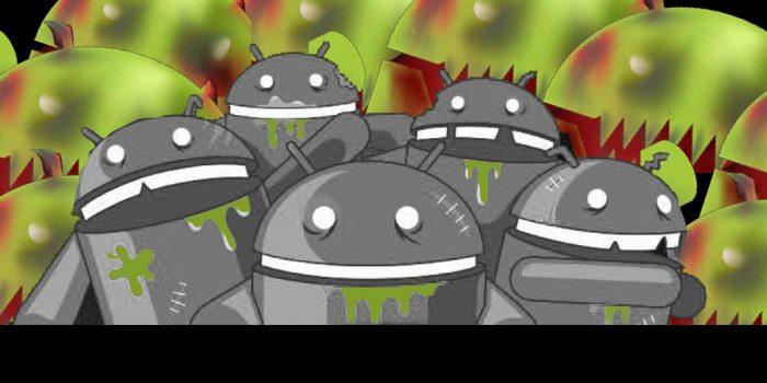No deje que su #Android se convierta en un Zombie!
