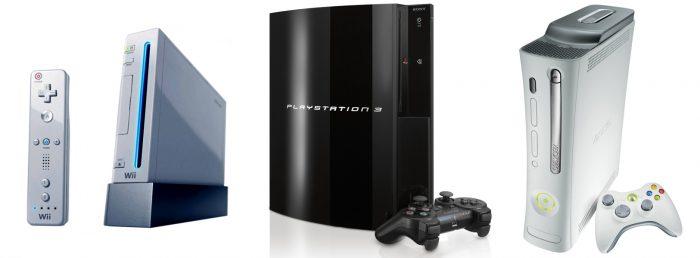 Pronto se acabarán las consolas de videojuegos