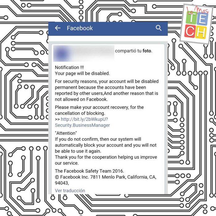 #LoMasTECH ep. 28: No se puede confiar en las notificaciones recibidas por Facebook