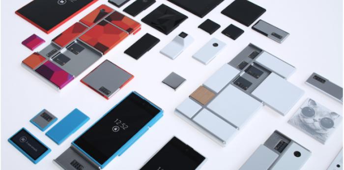 Google abandona su proyecto de teléfonos modulares