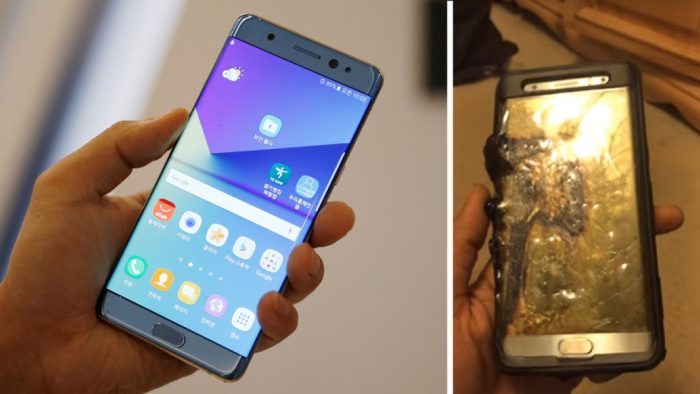 En el peor momento posible (pobre Samsung)