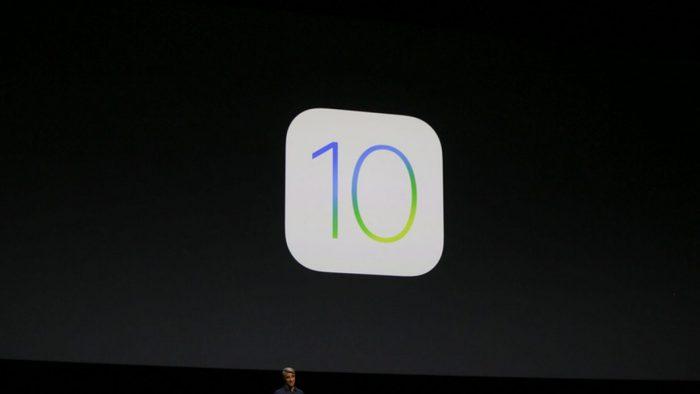 Cómo actualizar su iPhone a iOS 10 (Update: múltiples reportes de iPhones bloqueados)