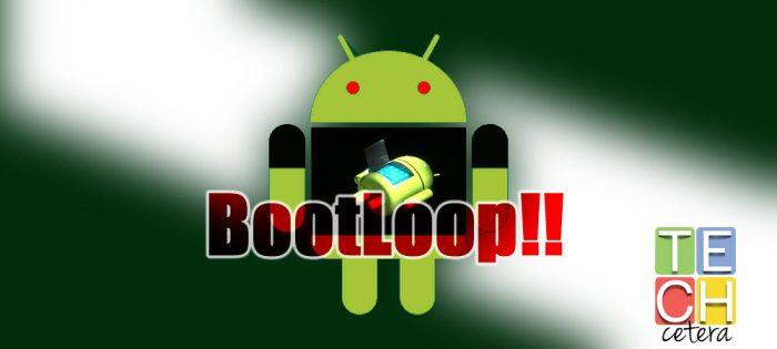 Este es el peor error de Android que un usuario puede sufrir!
