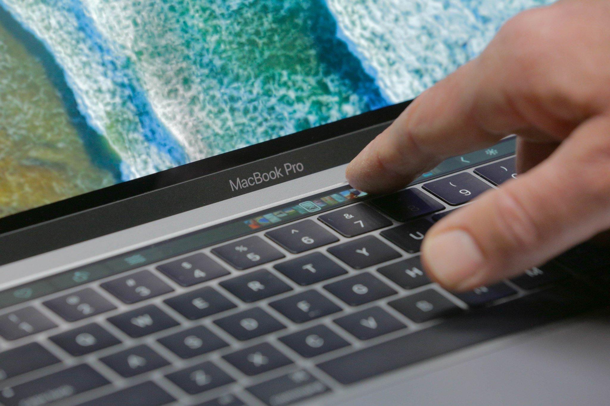 Teclado de MacBook Pro