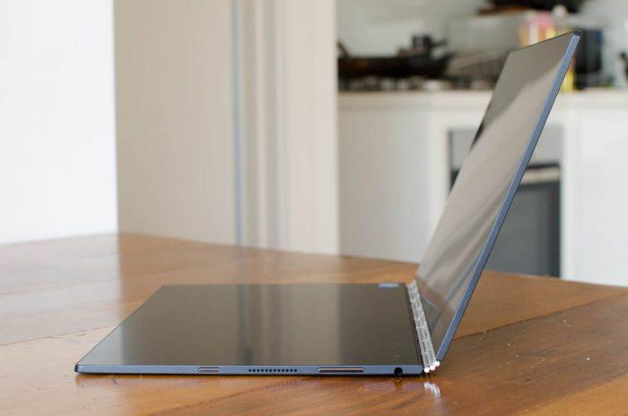 El Yoga Book de Lenovo es el Laptop del Futuro