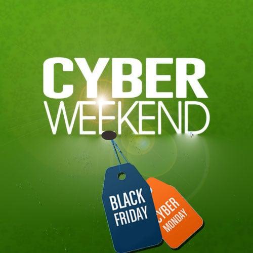 """Prepárese porque las compras del """"Cyber-Fin-de-Semana"""" están a la vuelta de la esquina!"""