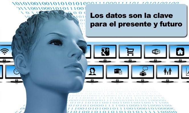 Los Datos: la fuente que hay detrás de los conceptos de hoy y del mañana!