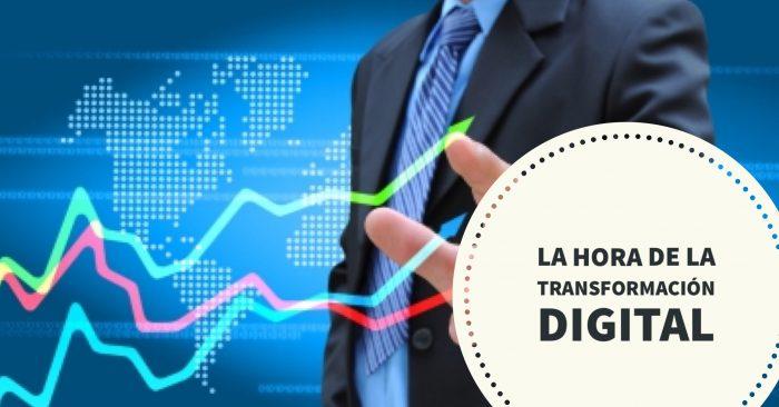 Resumen 2016- Hora de transformar su negocio digitalmente