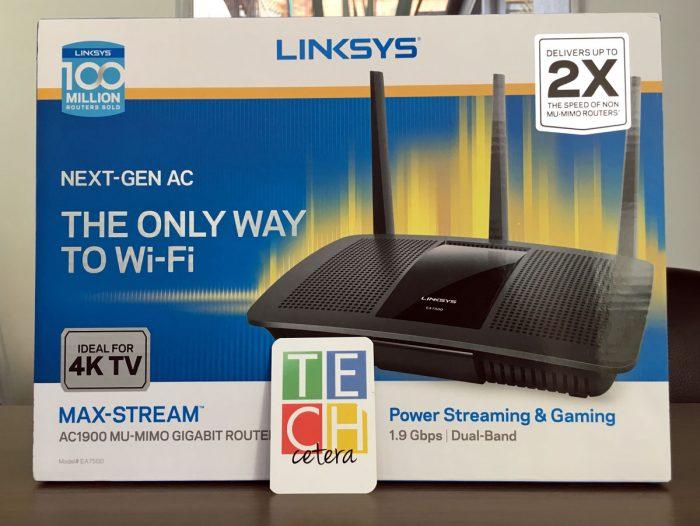 Vale la pena comprar el router Linksys EA7500