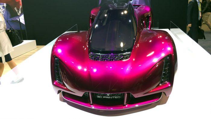 Los carros del presente y futuro!