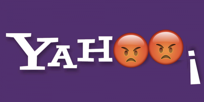 En serio ya dejen de usar Yahoo Mail!!