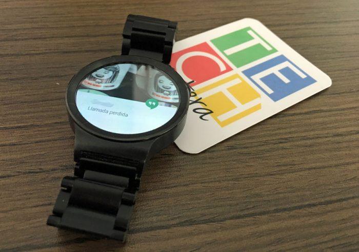 Cuál es la primera impresión acerca del Huawei Watch?