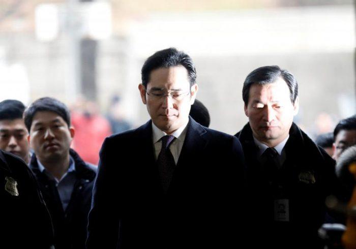 La mala semana de Samsung