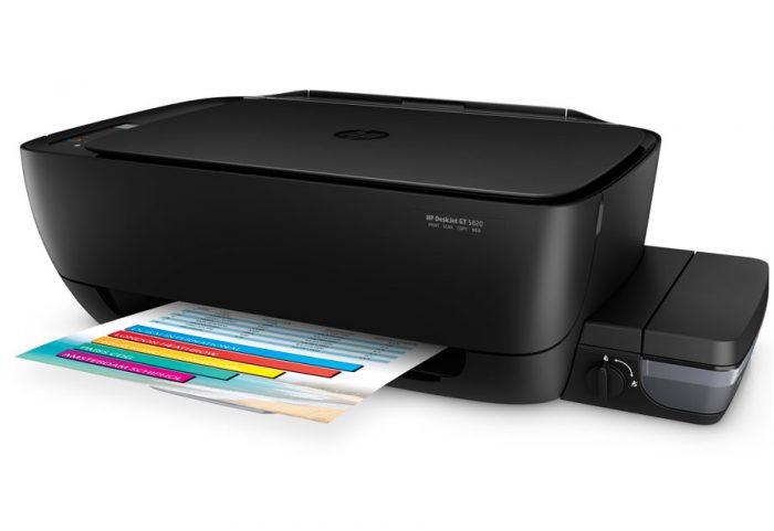 HP DeskJet GT 5820: Las recargas de tinta están vigentes!