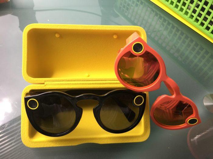 Así son las Spectacles, el nuevo wearable de Snapchat