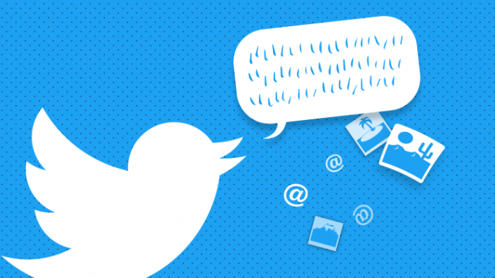 Twitter: Más contenido, menos @s
