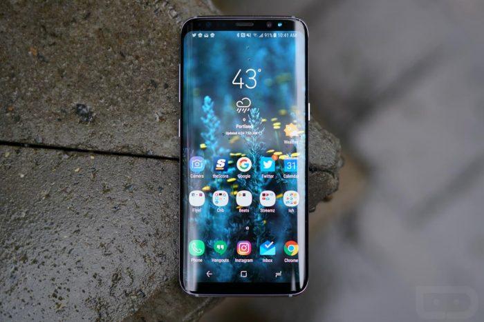 El Galaxy S8 rompe 2 records
