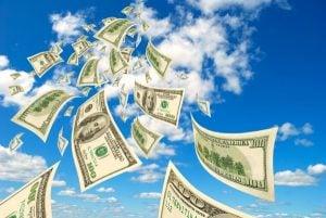El dinero está en la Nube