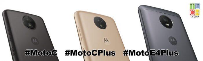 Será que la familia #MotoC y #MotoE tienen el móvil de entrada que muchos estaban esperando?