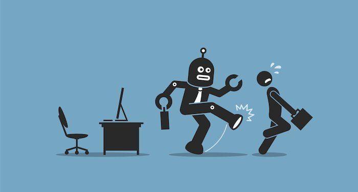 Quiere saber si un robot le quitará su trabajo?