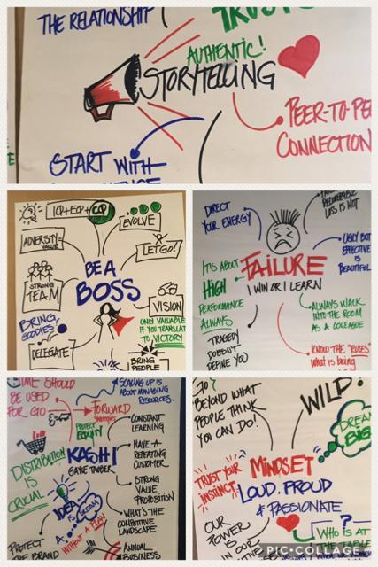 MujeresTECH: Ideas que oí en la Conferencia de Desarrollo Ejecutivo