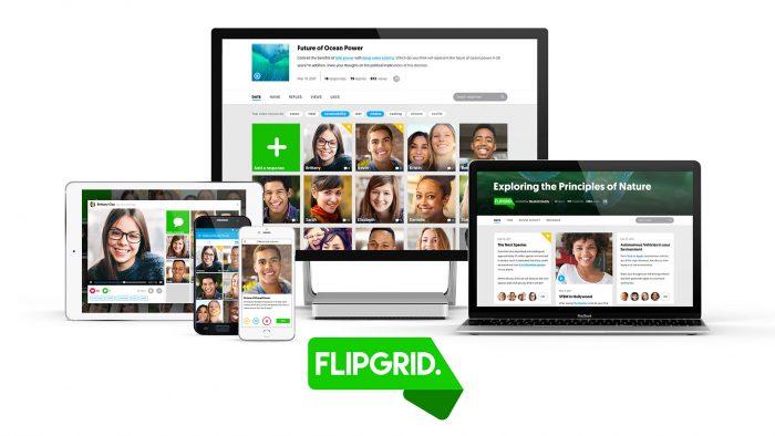 EdTECH: Flipgrid para hacer preguntas y responderlas en vídeo
