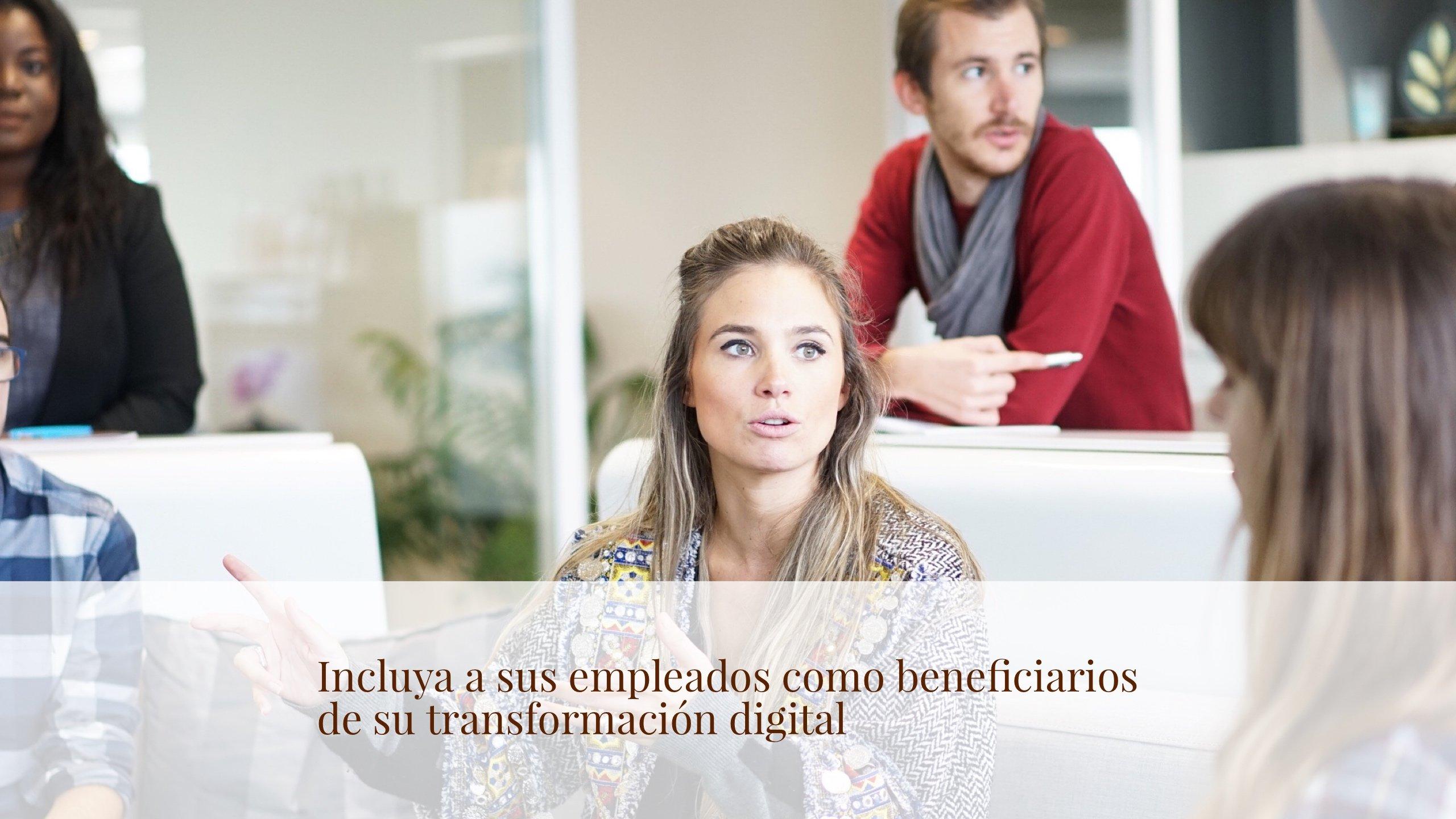 La importancia de transformar digitalmente a sus empleados | TECHcetera