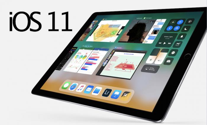 Las 6 mejores funcionalidades de iOS 11 para el iPad