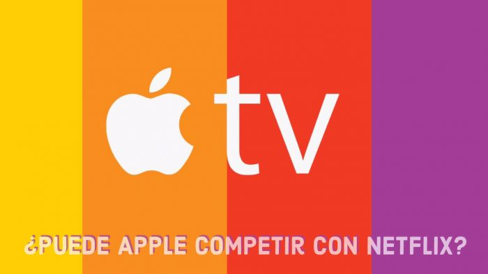 Apple va a dedicar 1 billon de dólares para producir contenidos extraordinarios