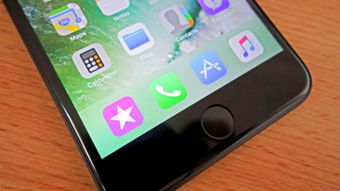 Efectos de un iPhone sin botón de inicio (para el resto de los usuarios de iOS)