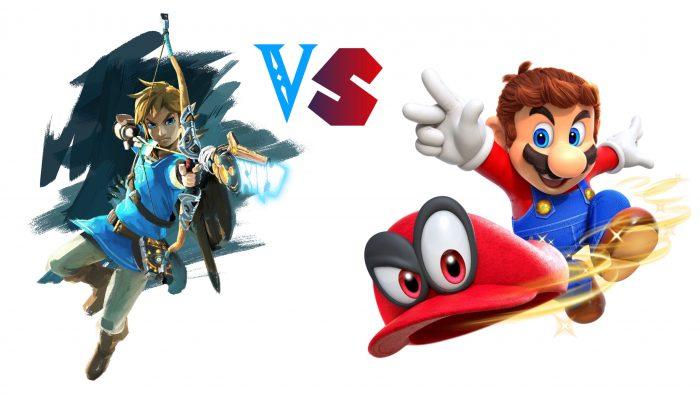 El mejor rival de Nintendo para juego del año es … Nintendo