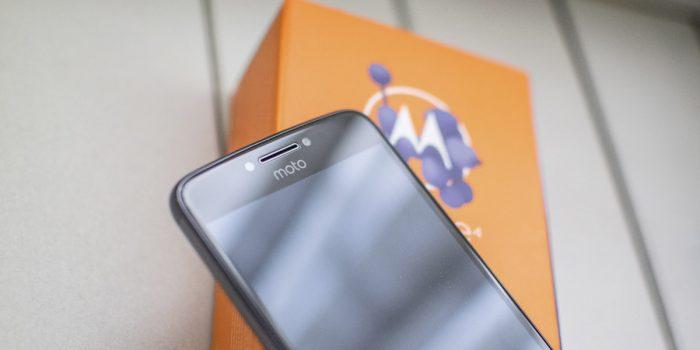 Motorola E4 Plus, el celular que usted necesita